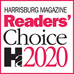 Harrisburg Magazine Reader's Choice 2020